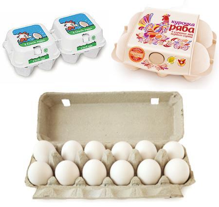 картонные контейнеры для яиц фото